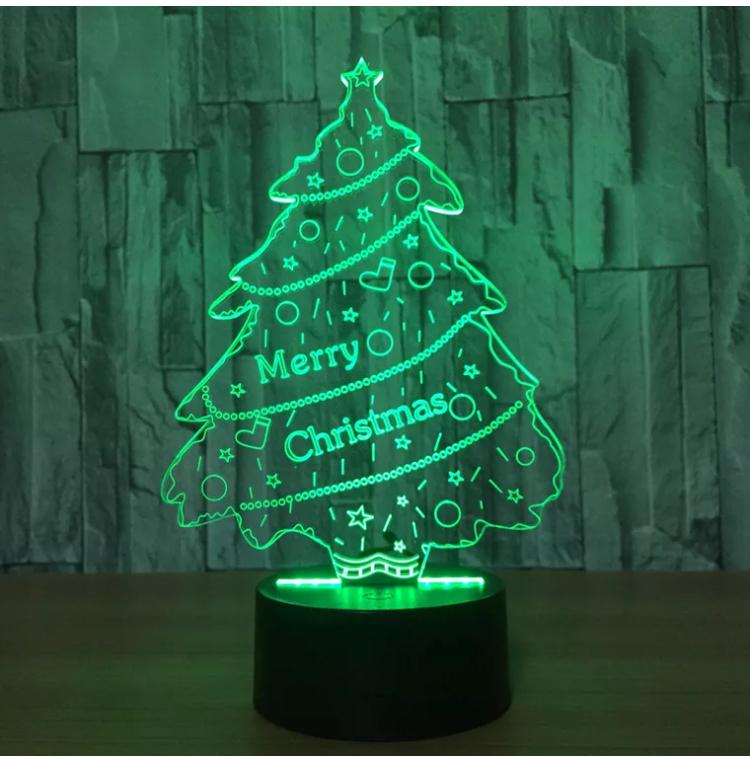 オリジナル3D LEDスタンド イメージ